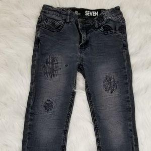 Cotton Jeans Boys Size 7